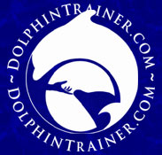 Dolphin Trainer Logo - Dolphin Training and Marine Mammal Careers